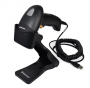 NEWLAND HR32 MARLIN II 2D, USB COILED, BLACK (EGAIS!), STAND